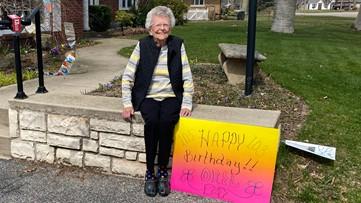 Norton Shores woman who lived through 1918 flu pandemic will turn 103 during coronavirus