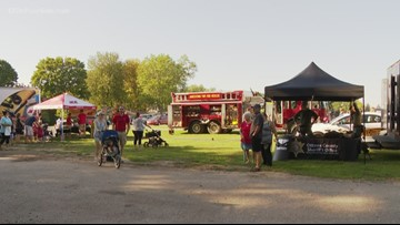 City of Hudsonville hosts annual safety night