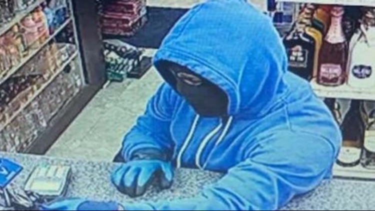 Two robberies in Holland, suspect still sought