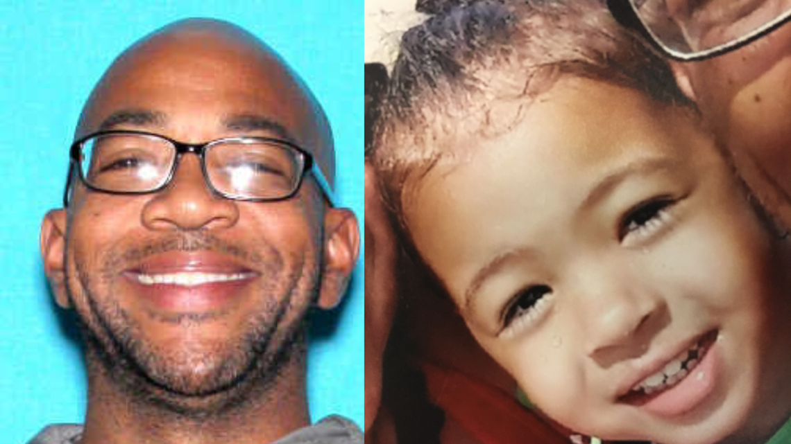 Missing advisory issued for 4-year-old girl last seen with her dad