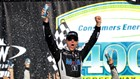 Harvick wins NASCAR Cup race at Michigan for 47th career win
