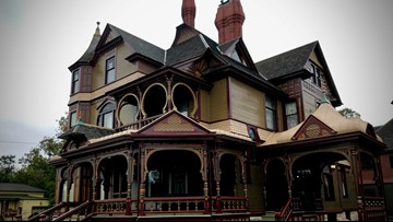 Muskegon's historic homes offering up 'Obituary Tours'