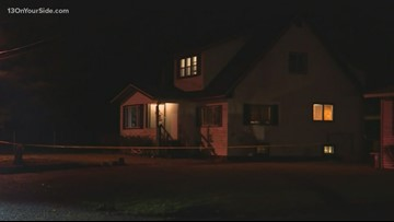 3 officers shot, 1 person killed in Kalamazoo County