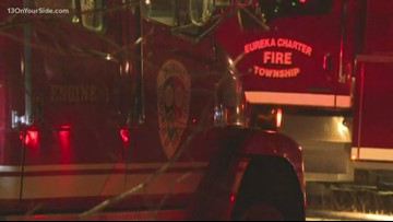 Greenville house destroyed in overnight fire
