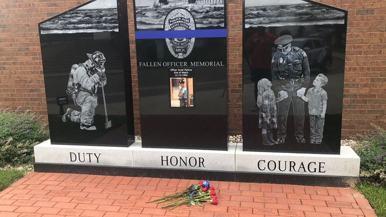 Grand Haven Police Memorial
