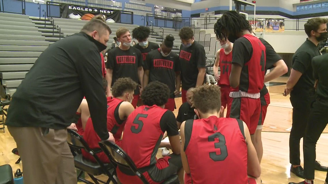 A Northview basketball player might be turning down multiple Division I athletic scholarships. Here's why