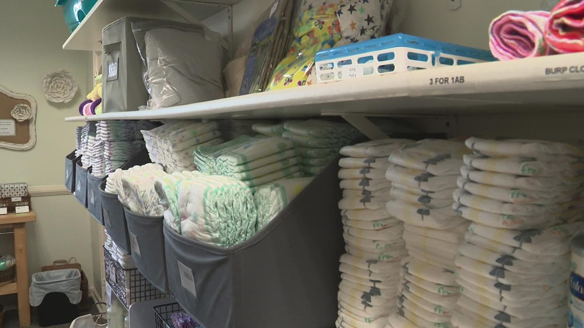 Alpha Grand Rapids distributes 100,000 diapers in Kent County