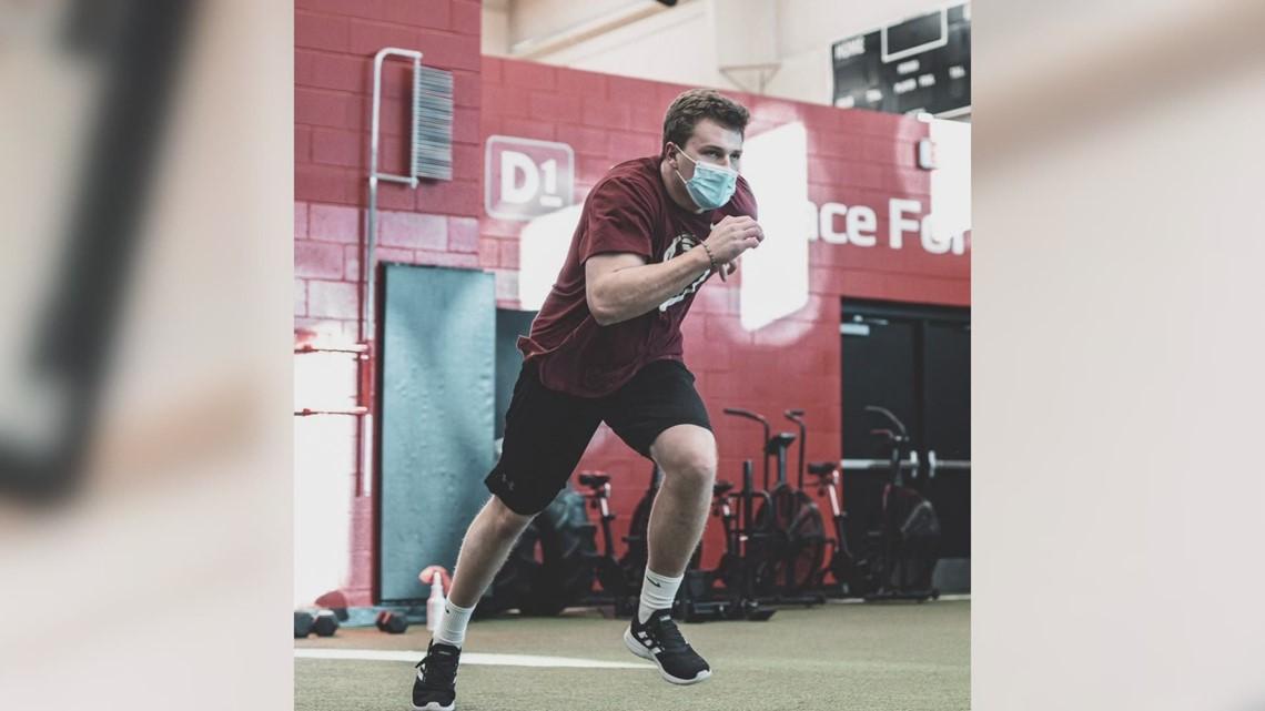 Meijer Scholar Athlete: Brendan Vander Meer