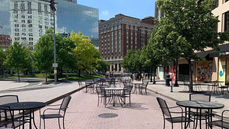 City of Grand Rapids extends social zones through November 2022