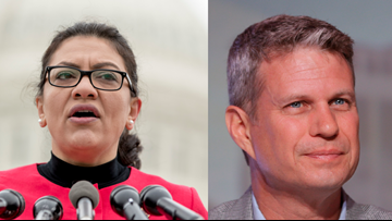 Ethics panel reviews claims against Tlaib, Huizenga
