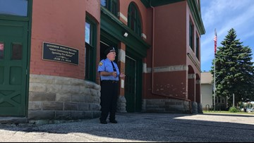 Manistee fire station sets record for being the oldest, continually manned station in the world