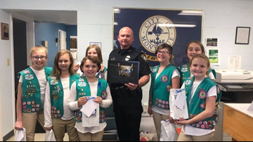 One Good Thing: Oakridge Girl Scout Troop 3800