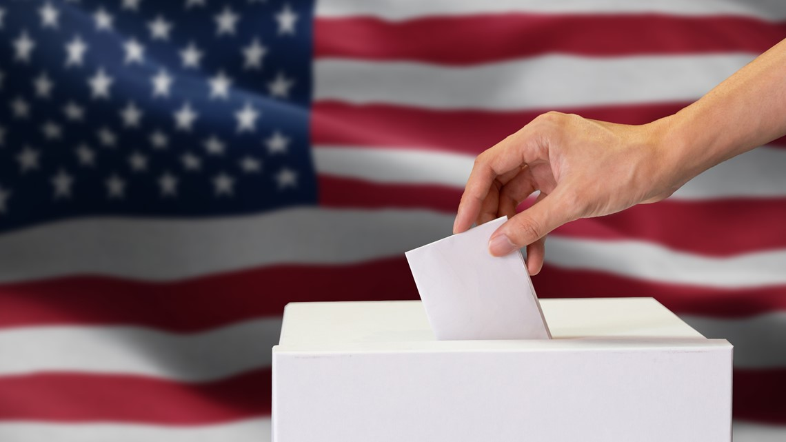 Oct. 21 is last day to register to vote by mail