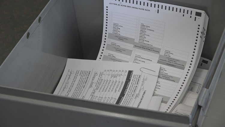 Michigan county chooses to count ballots by hand in May vote