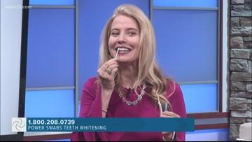 The Exchange: Power Swabs teeth whitening