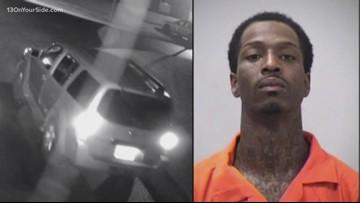 Police release photos of fatal Kalamazoo shooting suspect
