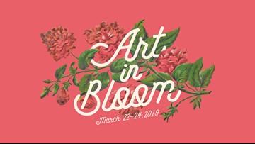 Art in Bloom Returns