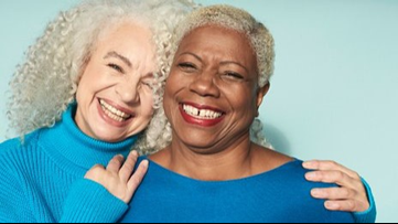 Finding friendship later in life can increase vitality
