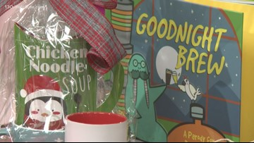 Last minute gifts from retailers right downtown Grand Rapids