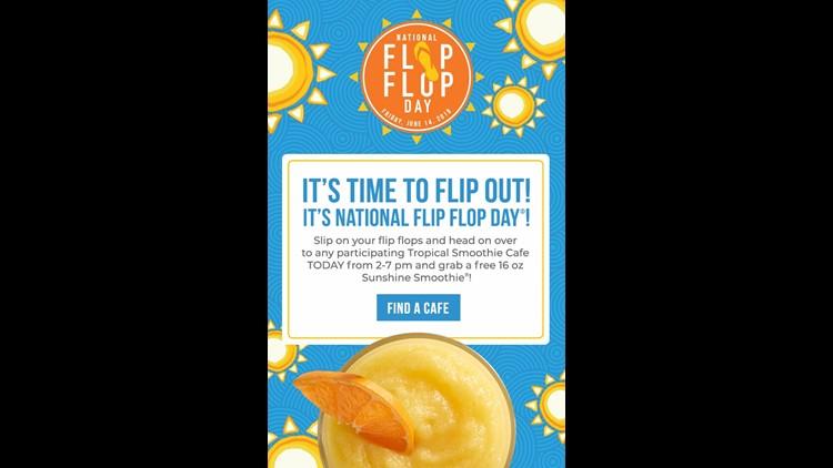 National Flip-Flop day