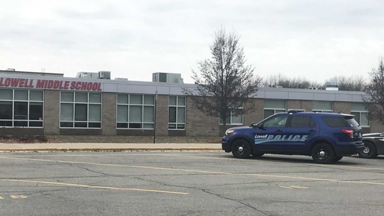 Lowell Middle School evacuated due to threat