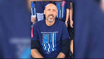 Funeral planned for former GRPD officer who died after battling ALS