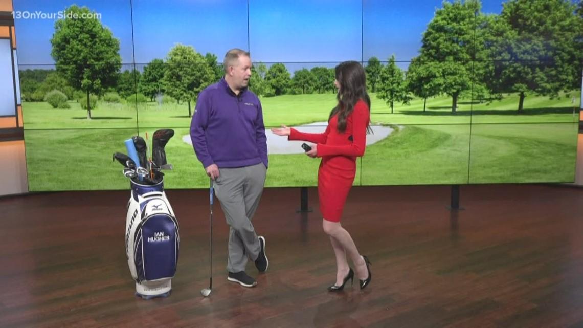 West Michigan Golf Show kicks off Valentine's Day weekend