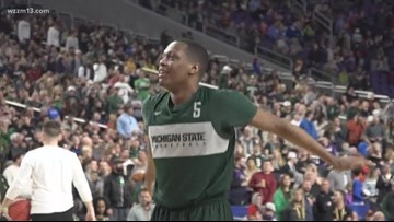 Cassius Winston ready to lead Spartans to NCAA title