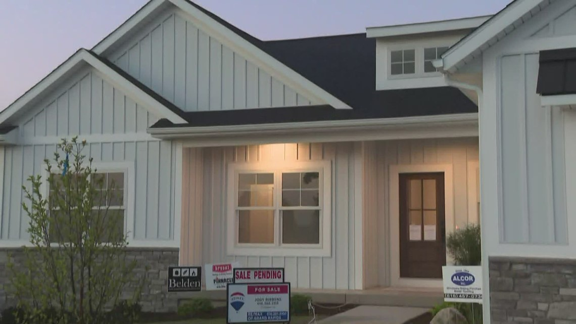 This weekend is the last chance to check out this year's Spring HBA Parade of Homes