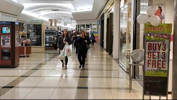 Woodland Mall prepares for large Black Friday shopping turnout