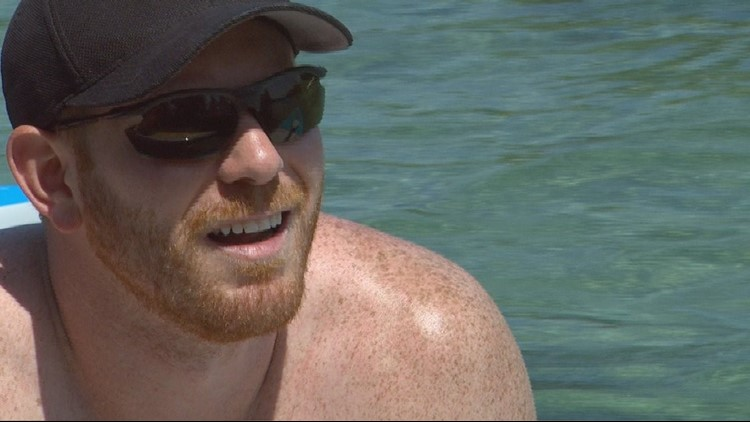 Joe Lorenz, 32, is a personal training manager in Traverse City. When he's not helping peope achieve their fitness goals, he's up for almost anything involving water, travel, adventure or beer.