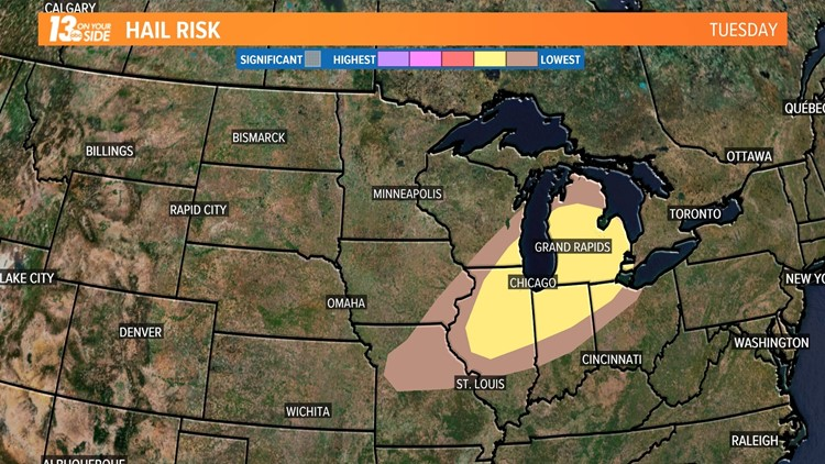 hail risk