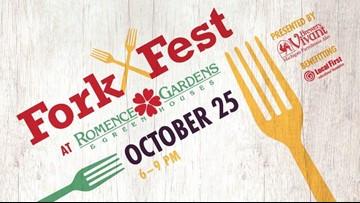 Annual Fork Fest event celebrates local businesses