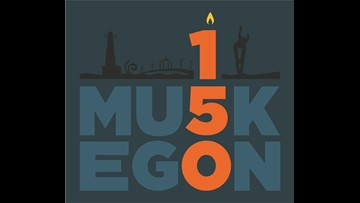 CONTEST COMPLETE - Enter to win tickets to Muskegon's 150th Celebration!