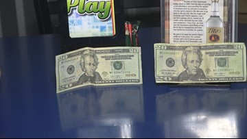 Bar patrons pay for food and drinks with counterfeit $50 bills
