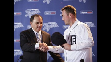 Tigers extend general manager Al Avila's contract