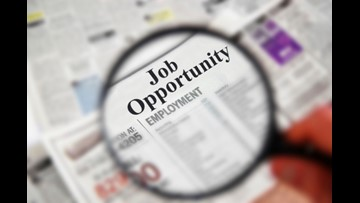 Michigan unemployment rate down to 3.9 percent in October