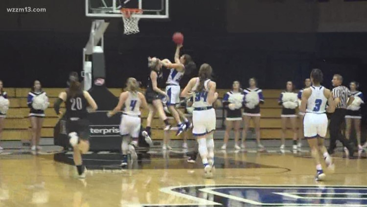 GVSU women extend winning streak to 8