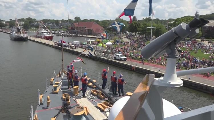 Coast Guard Festival returns to Grand Haven