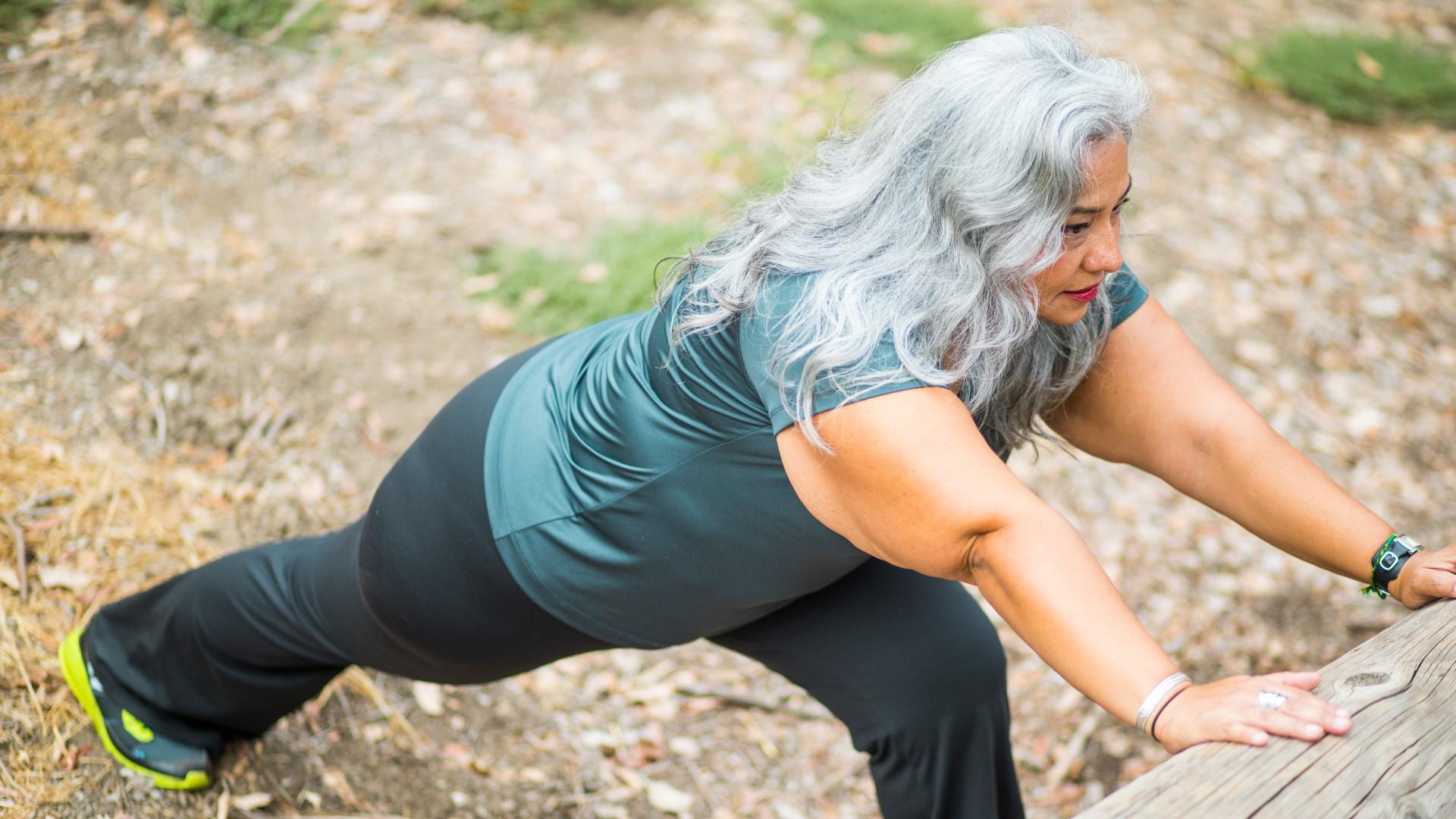 Fitness Friday Seniors Should Workout Too Wzzm13 Com