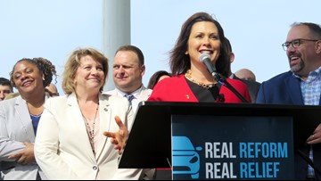 Whitmer urges Congress to open banks to marijuana industry