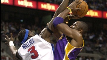 'RIP to the GOAT' | Ben Wallace responds to Kobe Bryant's death