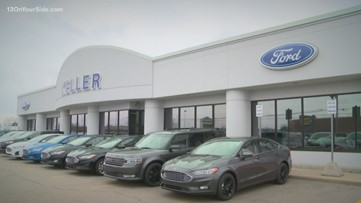 The Exchange: Keller Ford open for business