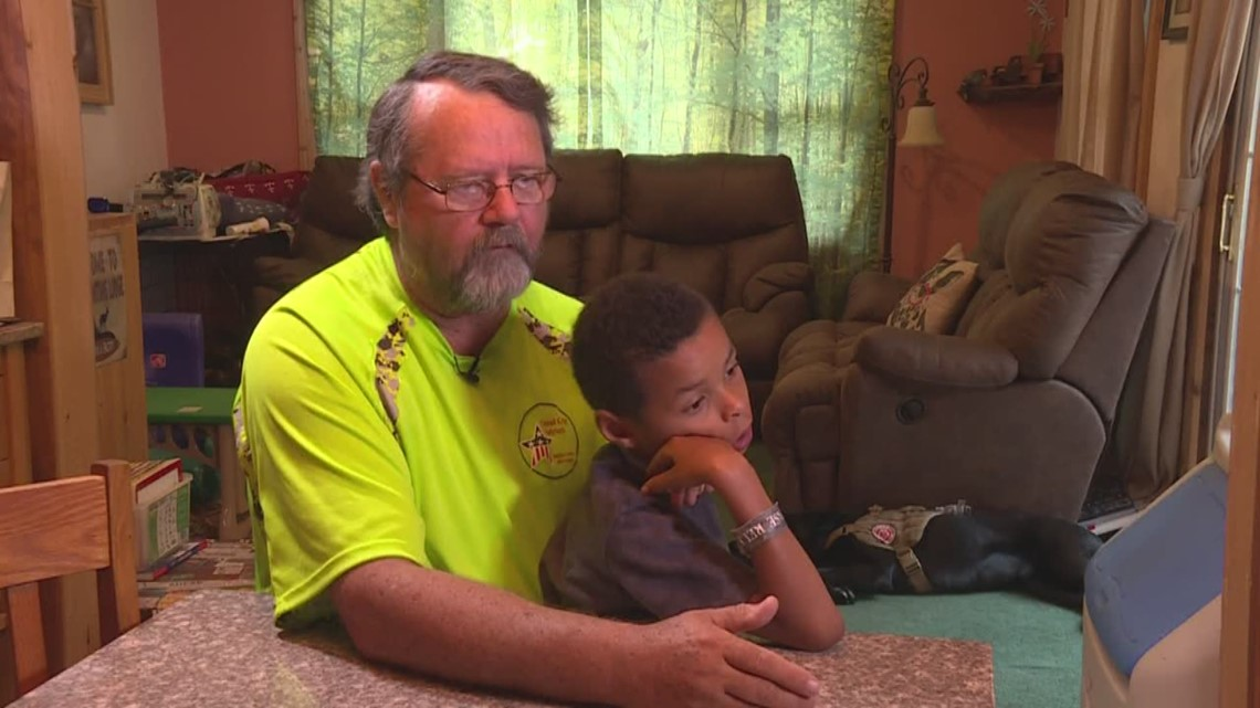 OYS: Service dog turned away at motel