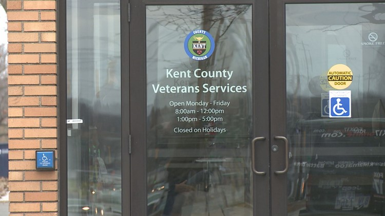 Kent County Veterans Services expands its staff and outreach to local vets