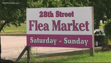 28th Street Flea Market closing after 50 years