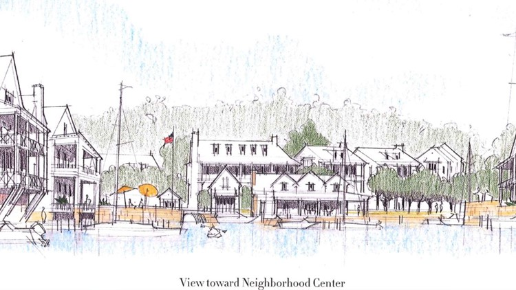 Muskegon city commissioners to vote on new upscale lake community