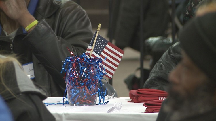 Degage hosting annual Veterans Day luncheon Wednesday