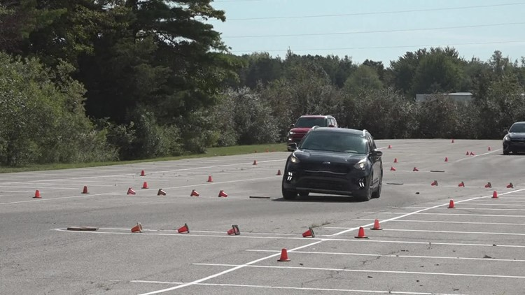 Free defensive driving program for teens held in Grand Haven this weekend
