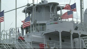 Police want to speak to man accused of stealing from USS LST 393 Veterans Museum